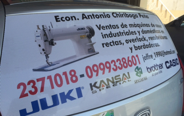 Microperforado para autos